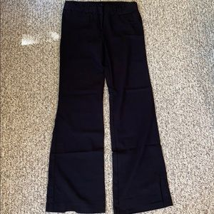 XOXO Black Stretchy Pants Size 3/4 GREAT!!! SERVER